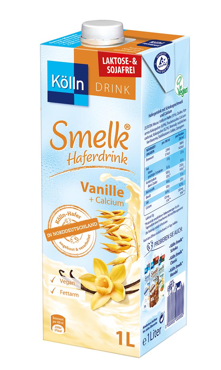 Kölln Smelk® Haferdrink Vanille